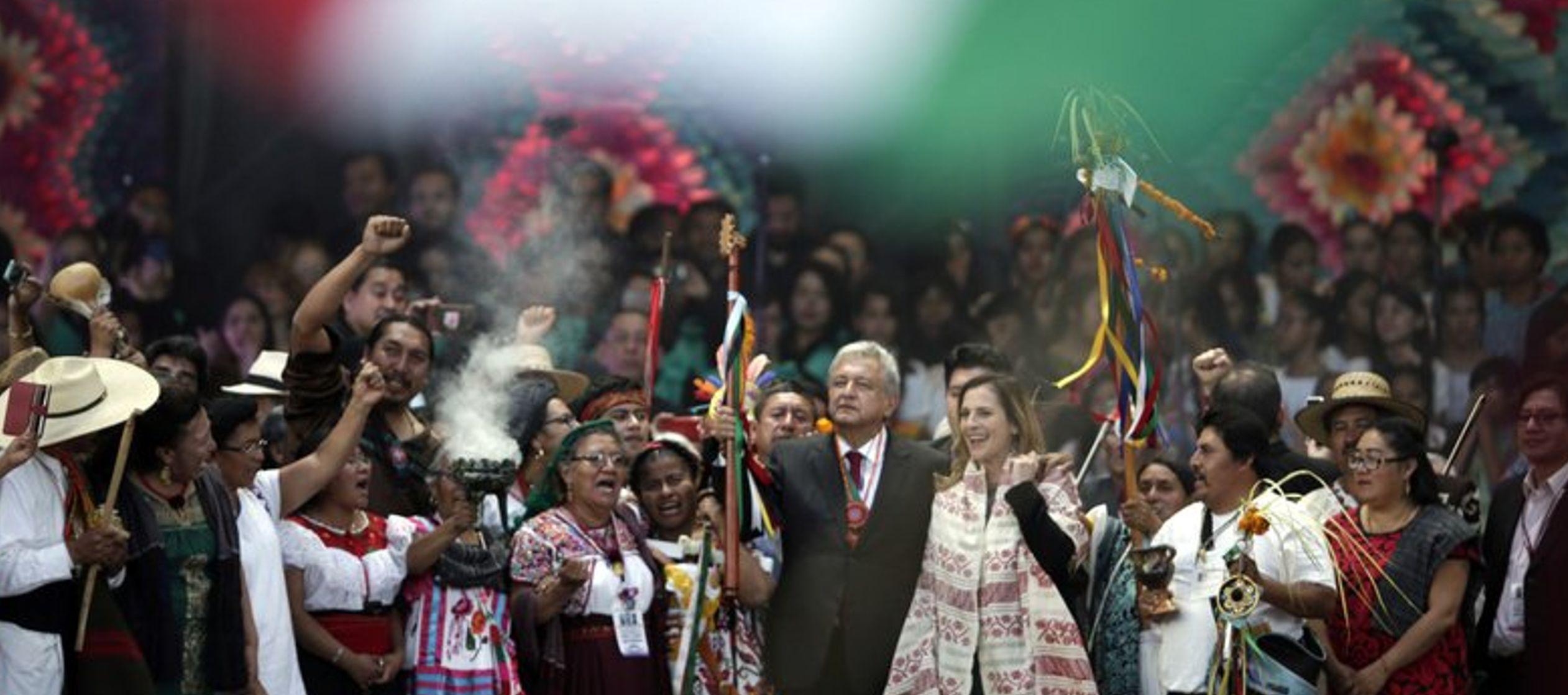 López Obrador prestó juramento a su cargo el sábado. Más de 30 millones...