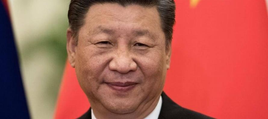 Xi realizó este comentario durante una visita a Portugal, en la última escala en un...