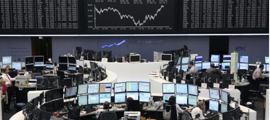El índice paneuropeo STOXX 600 cerró con una caída de 1,16 por ciento en...