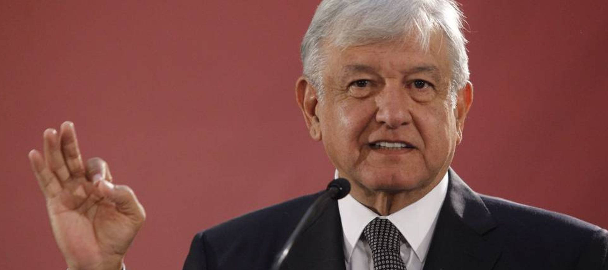 Los mexicanos polemizan sobre López Obrador como lo haría una novia frente al tipo...