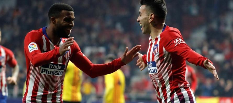 El Barca se impuso con un doblete de Denis Suárez y goles de Munir El Haddadi y Malcolm, que...