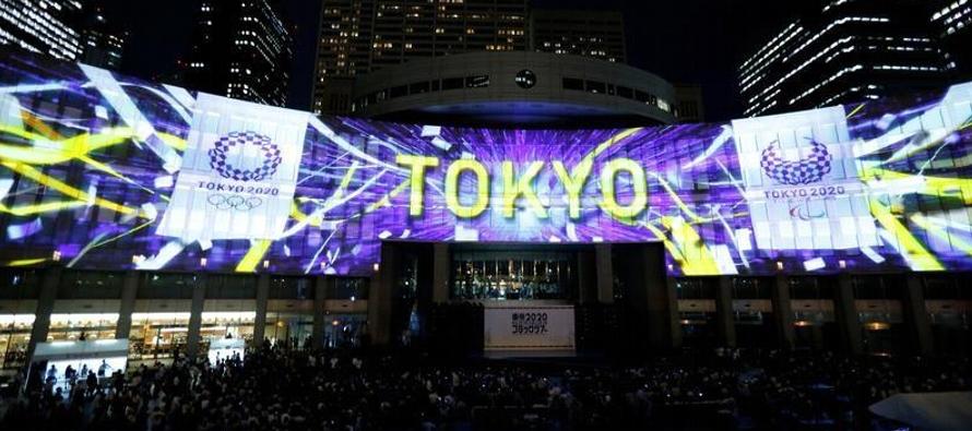 Los Juegos de Tokio 2020 se llevarán a cabo del 24 de julio al 9 de agosto.