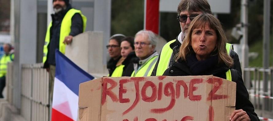 Sindicatos policiales y autoridades locales celebraban reuniones de emergencia el jueves para...