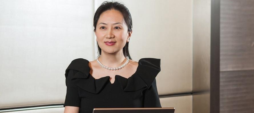 El repentino arresto de Meng Wanzhou, también responsable financiera de Huawei Technologies...