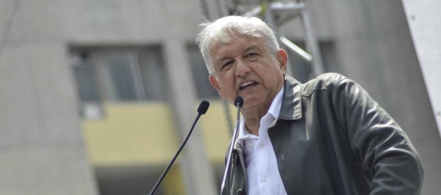 López Obrador busca derogar reforma educativa de predecesor