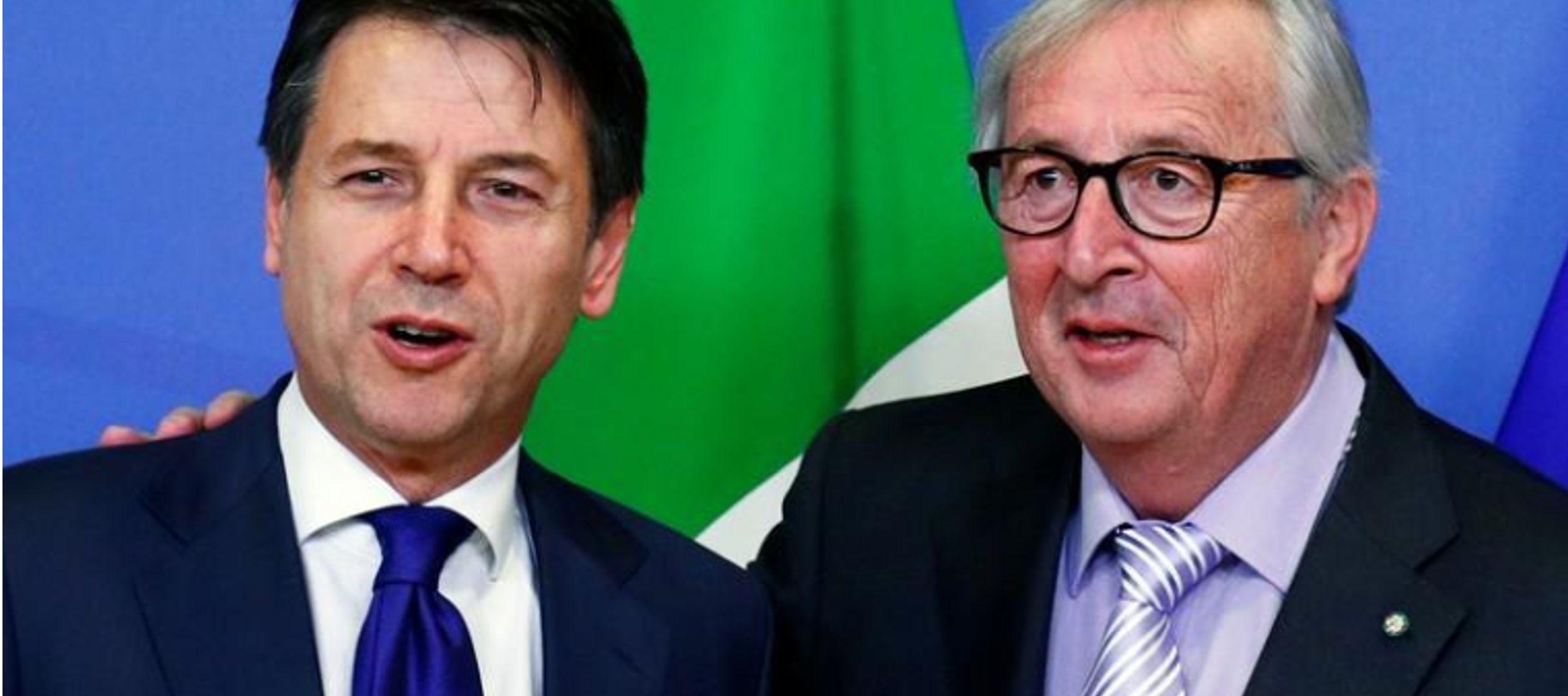 Italia reduce meta de déficit y espera una respuesta positiva de la UE