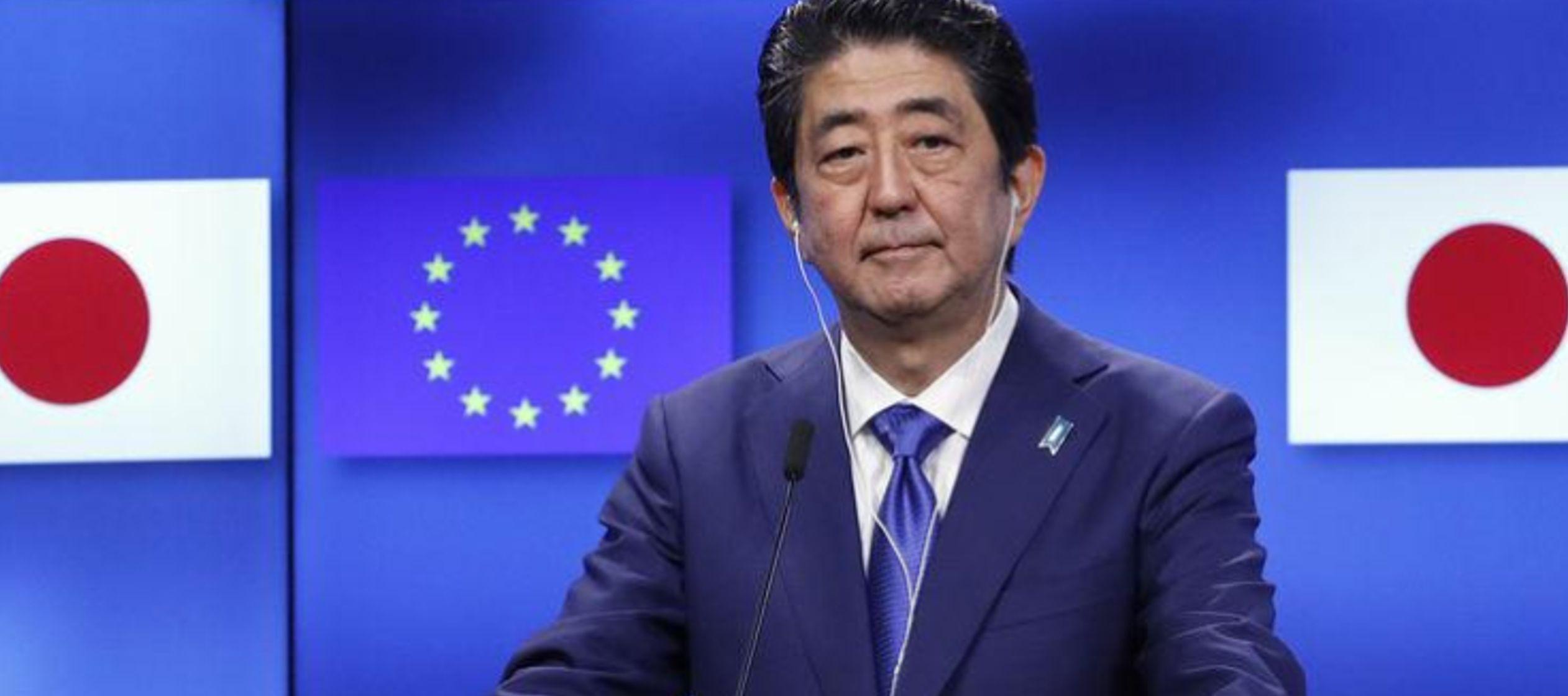 Acuerdo comercial de UE y Japón entrará en vigor a comienzos de 2019
