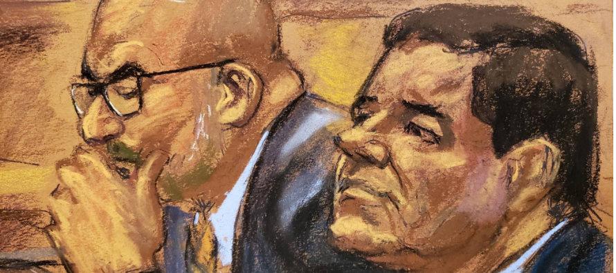 Un testigo revela que El Chapo planeó con directivos de Pemex enviar droga en petroleros