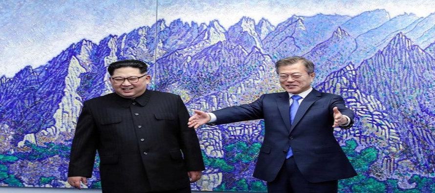 Las dos Coreas completan la verificación de la retirada de la mayoría de puestos de guardia en la frontera