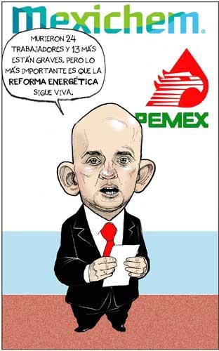 El socio minoritario de Mexichem
