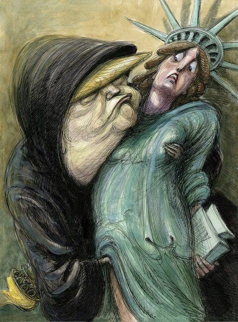 La Furia y el Fracaso de Donald Trump