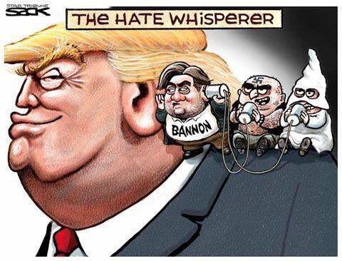 Susurros de odio