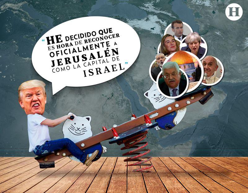 Donald contra el mundo