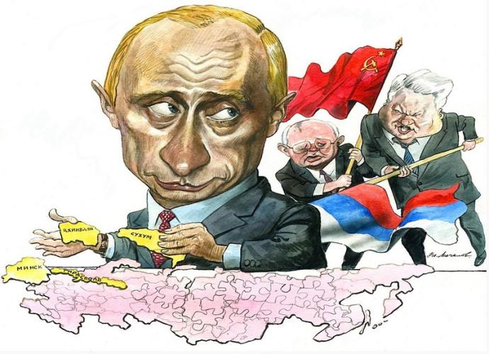 Putin y su imperio
