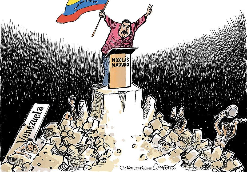 Victoria para Maduro, caos para Venezuela