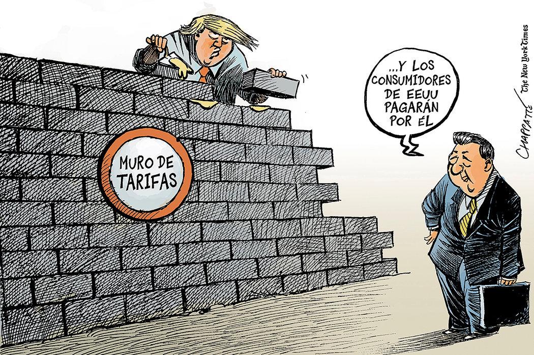 Muro de Tarifas