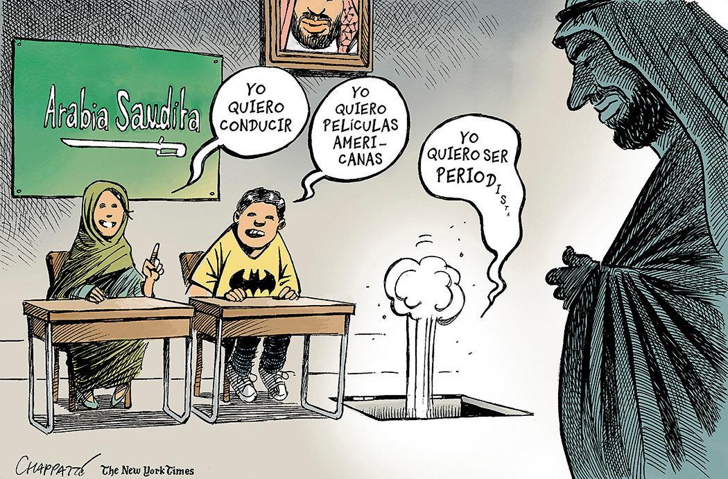Las frágiles reformas de Arabia Saudita