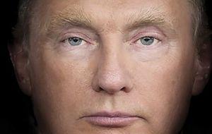 El presidente de Estados Unidos, Donald Trump, y el mandatario ruso, Vladimir Putin, se \'fusionaron\'... al menos en la nueva portada de la revista TIME, que fue dada a conocer este jueves.