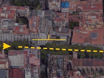 La ruta del atentado terrorista en la Rambla de Barcelona