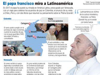 El Papa Francisco expresa su deseo de estar cerca de los excluidos de la sociedad