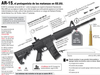 Los americanos explican por qué tiene un arsenal de armas en casa
