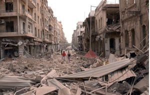 La zona de Alepo controlada por los rebeldes est� a punto de ser borrada del mapa